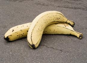 2012- Gebreide bananen