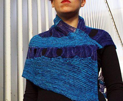 Stereoecho, Leslie Eisinger, knitty.com